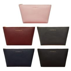 iswas - 'With Alice' Series Triangle Pouch - (L)