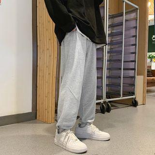 Oakjam - Plain Sweatpants