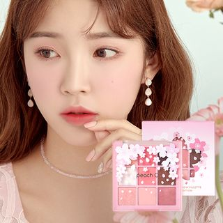 Peach C - Eyeshadow Palette Blossom Edition - 2 Colors