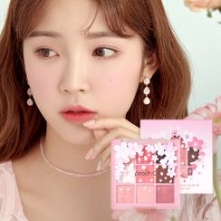 Peach C - Eyeshadow Palette Blossom Edition - 2 Colors