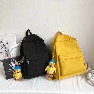 Carryme - Plain Lightweight Backpack
