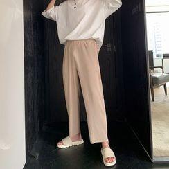 CHIC ERRO - 九分宽腿裤
