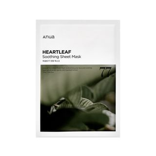 Anua - Heartleaf 77% Soothing Sheet Mask