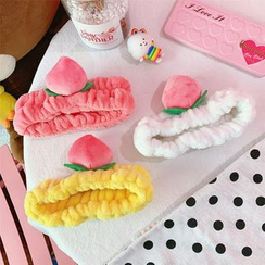 LYZA - Peach Face Wash Headband