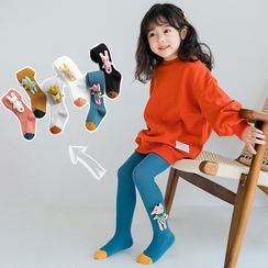 Cloud Femme(クラウドファム) - Kids Doll Knit Tights