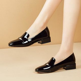 Shoes Galore - Low-Heel Loafers
