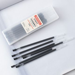Hekki - Set of 12: 0.5mm Gel Ink Pen Refill