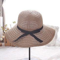 Parafae - 草編船帽