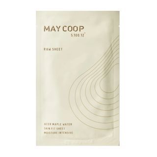 MAY COOP - Raw Sheet Mask