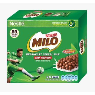 Nestle - Milo Cereal Bar (pack of 6)
