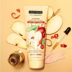 Freeman Beauty - Cleansing Apple Cider Vinegar Clay Mask & Scrub