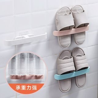 Home Simply - Slipper Adhesive Wall Organizer