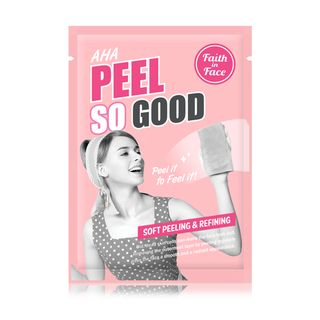 Faith in Face - AHA Peel So Good Peeling Mask 1pc