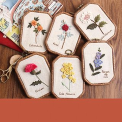 Embroidery Kingdom - 綉花刺繡DIY材料包