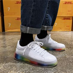 MARTUCCI - Rainbow Sole Sneakers