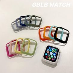 Phone in the Shell - Plain Apple Watch Protection Case