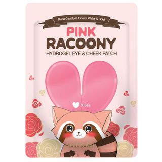 Secret Key - Pink Racoony Hydrogel Eye & Cheek Patch