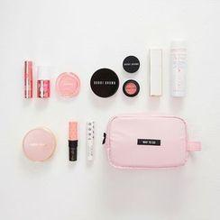 BABOSARANG(バボサラン) - Square Make-Up Pouch