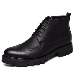 WeWolf - Lace-Up Short Boots