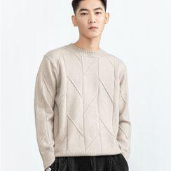 Orizzon - Plain Sweater