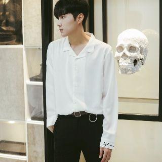 匡亿 - 长袖衬衫
