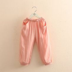 Seashells Kids - Kids Plain Harem Pants