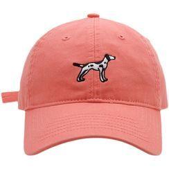 HARPY - Dog Embroidered Baseball Cap