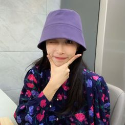 Birravin - Plain Bucket Hat