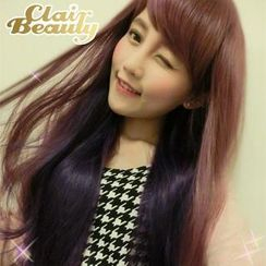 Clair Beauty - Gradient Long Full Wig - Curly