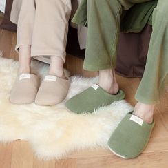 MOREOVER - Plain Home Slippers