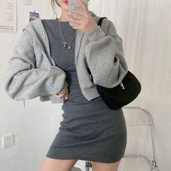 OCTALE - 短款外套 / 長袖迷你連衣裙