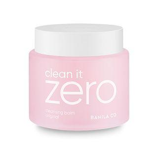 BANILA CO - Bálsamo limpiador Clean It Zero Original 180 ml