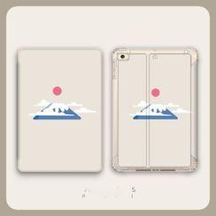 Roccia - Mt Fuji  iPad Case