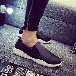 Solejoy - Paneled Sneakers