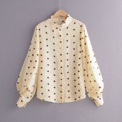 Amoura - Dotted Blouse