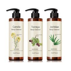 MediFlower - Bonita Garden Body Cleanser - 3 Types