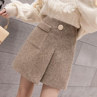 Reimeithus - Wrap A-line Skirt