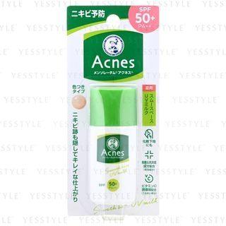 Rohto Mentholatum - Acnes Acne UV Tinted Milk SPF 50 PA++