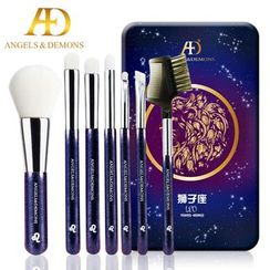 Angels & Demons - Set of 8: Makeup Brush