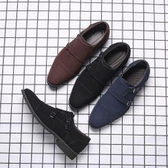 Taragan - Block Heel Dress Shoes