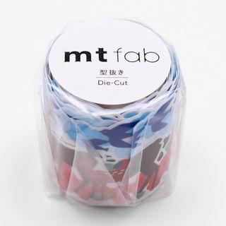 mt - mt Masking Tape : mt fab Die-Cut Animal