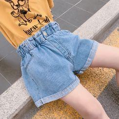 Cuckoo - 小童牛仔短褲