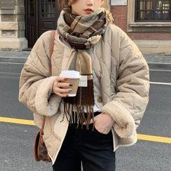 Rorah(ロラ) - Padded Zipped Jacket