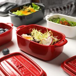 Chrysalis - Plastic Lunch Box