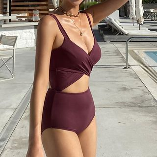 DJ Design - Cut Out Swimsuit