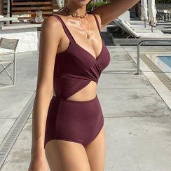 DJ Design - Cut Out Swimsuit