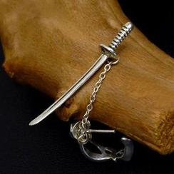 Andante - 剑形耳环