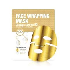 Berrisom - Face Wrapping Mask Collagen Solution 80