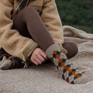 Kutsushita - Argyle Socks