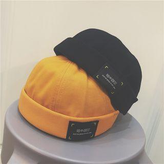 TAAK - Applique Brimless Hat